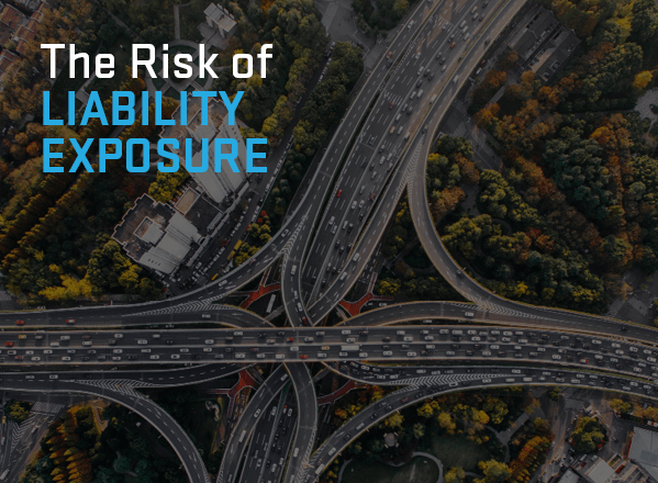 the risk of liability exposure
