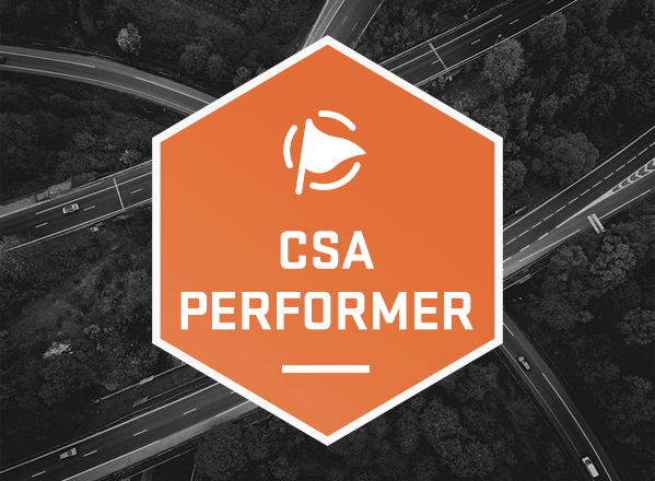 CSA Performer from SuperVision