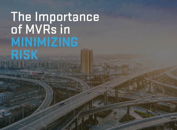 The importance of mvrs in minimizing risk