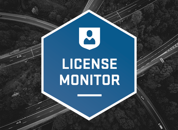 License Monitor from superVision