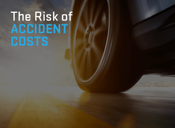 The risk of accident costs