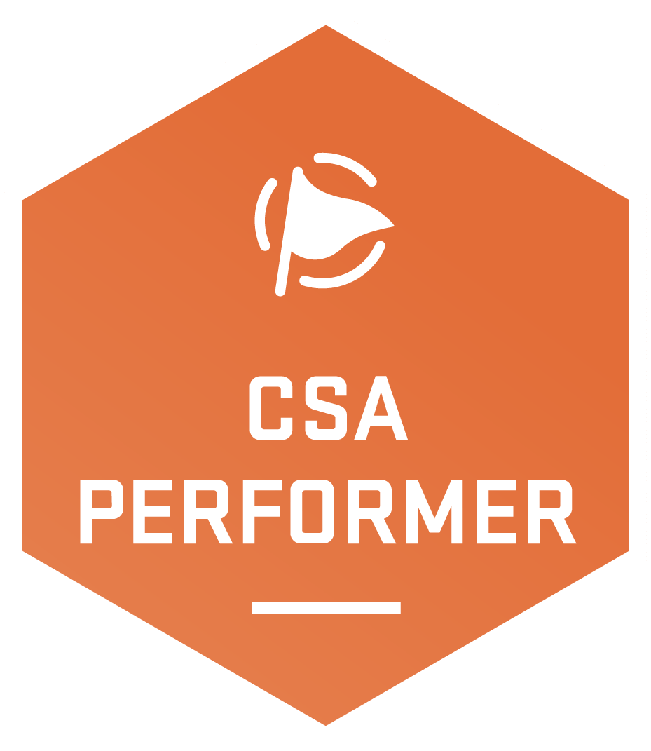 CSA Performer from SuperVision by Explore Information Services, a Solera Company