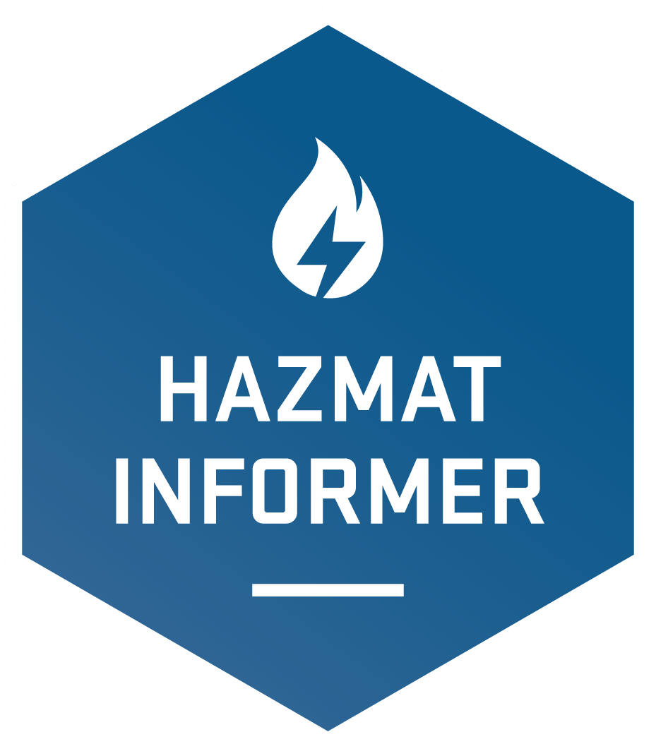 HazMat Informer from SuperVision by Explore Information Services, a Solera Company