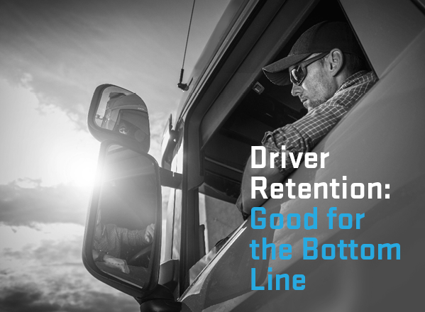 driver rention good for the bottom line