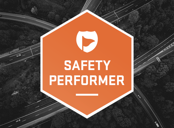 Safety Performer from SuperVision